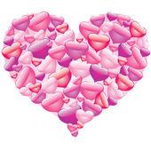 Background Valentine's Day. — ストックベクタ