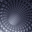 Stock Photo: 3d abstract tunnel