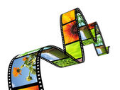 Filmstrip — Foto Stock