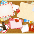 Valentine background — Stock Photo #1589011