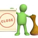Close — Stock Photo