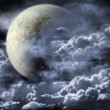 Stock Photo: Moon