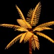 Royalty-Free Stock Photo: Palm tree decorative