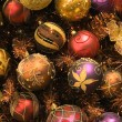 Christmas decorations background — Stock Photo #1055775