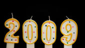 Bonne année 2009 — Photo