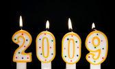 Szczęśliwego nowego roku 2009 — Zdjęcie stockowe