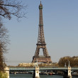 Spring day in Paris — Stock Photo #1061468