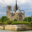 Notre-Dame de Paris - Stock Photo