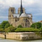 Notre-Dame de Paris — Stock Photo #1061905