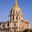 Stock Photo: Hotel des Invalides, Paris