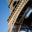 The Eiffel Tower — Foto Stock