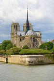 Notre-Dame de Paris — Stock Photo