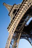 La torre eiffel — Foto de Stock