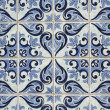 Traditional Portuguese azulejos — Stock Photo #1070773