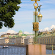 Bridges of St.Petersburg — Stock Photo