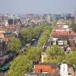 Bird view of Amsterdam — Stock Photo #1077709