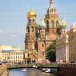 Church of the Savior on Spilled Blood — Stock Photo #1077994