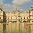 Luxembourg palace — Stock Photo #1078349