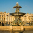 Place de la Concorde — Stock Photo