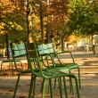 Autumn in Paris — Stock Photo #1078408
