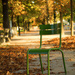 Autumn in Paris — Stockfoto #1078409