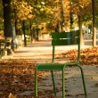 Autumn in Paris — Stock Photo #1078409