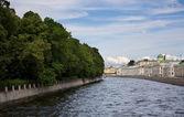 フォンタンカ川の眺め — ストック写真