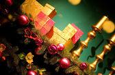 Weihnachtliche Stimmung — Stockfoto