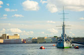 Légendaire croiseur avrora — Photo