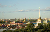 Landmarks of St.Petersburg — Foto de Stock