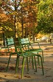 Autumn in Paris — Stock Photo