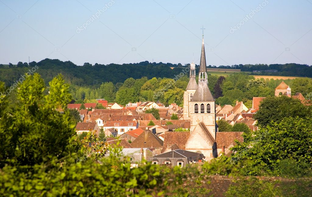 Medieval town of Provins, France — Stock Photo #1076067