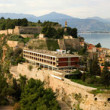 Panoramic view of Nafplion — Stock Photo
