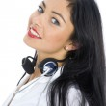 Business woman calling — Stock Photo #1236570