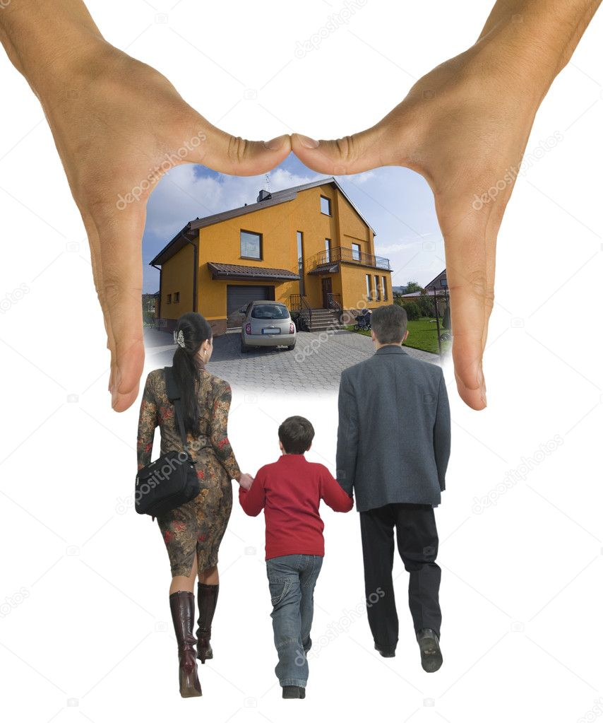 Real Estate  — Stock Photo #1283703