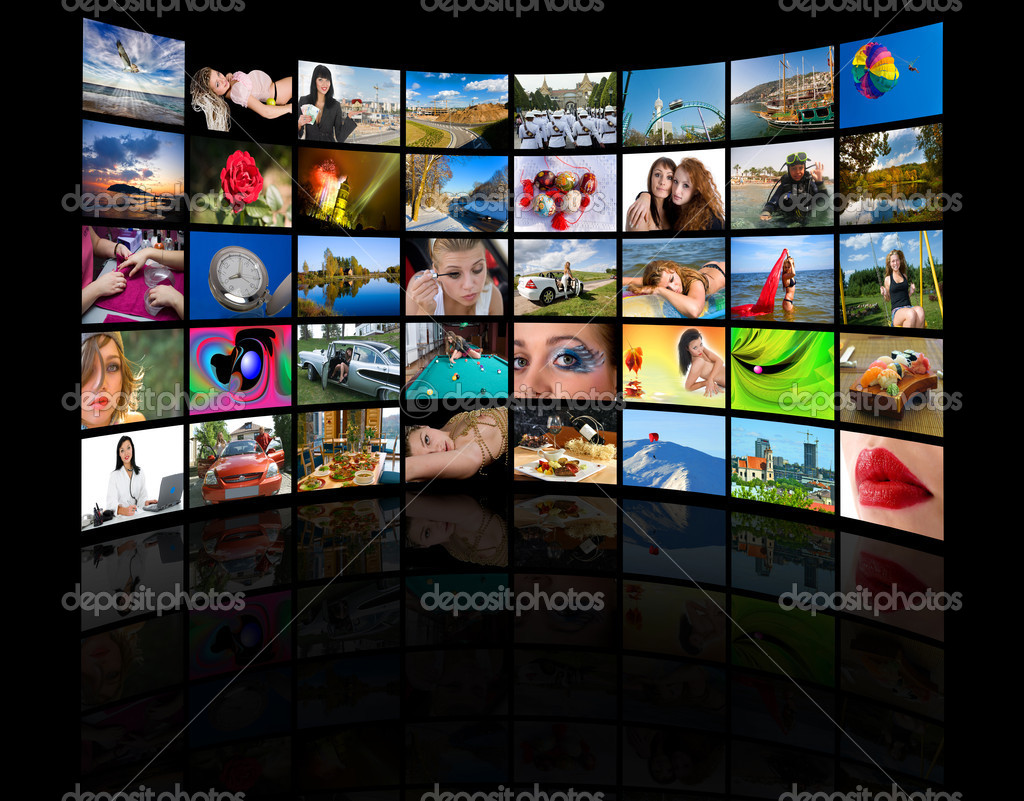 Television production technology concept  Stock Photo #1446964