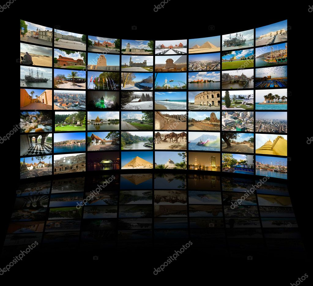 Television and internet production technology concept — Stock Photo #1461942