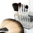 Make-up brushes — Stock Photo #1551208