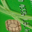Royalty-Free Stock Photo: Credit cards background.