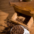 Old coffee grinder — Stock Photo #1561167