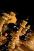 Composición de las variantes del ajedrez — Foto de Stock