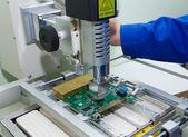 Technology ultrasound device. — Stock Photo