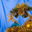 Royalty-Free Stock Photo: Chrismas decoration
