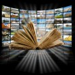 Book and education production — Stock Photo