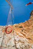 Old sailing shipOld sailing ship — Stock Photo