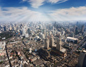 Bangkok, panorama — Stock Photo