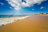 Beach on island Margarita, Venezuela — Stock Photo