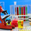 Laboratory ware — Stock Photo