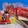 Stock Photo: Laboratory ware