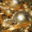 Christmas decorations background — Stock Photo #1075967